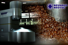 Kaffee rösten, aber BIG-TIME!